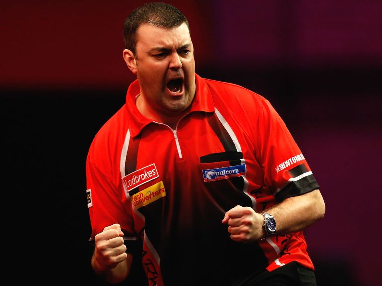 Wes Newton: A big price to beat Chisnall and march on