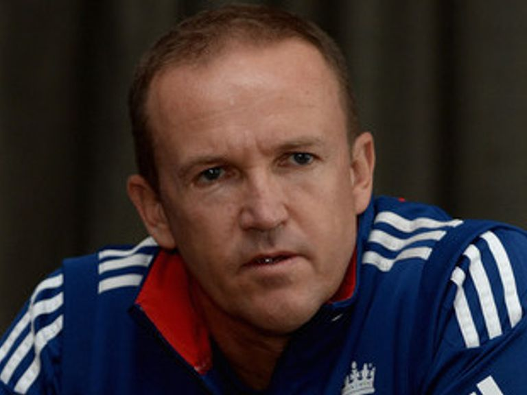 Andy Flower: His future remains in doubt