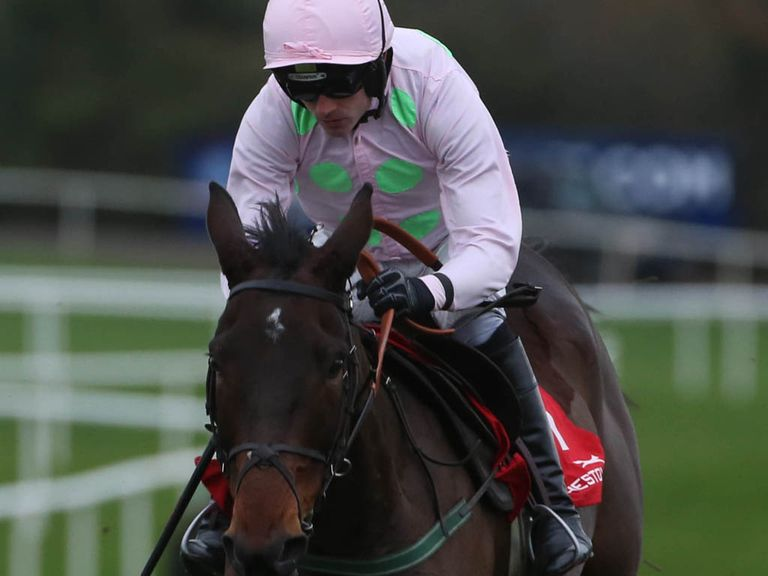 Arvika Ligeonniere: Set for the Champion Chase