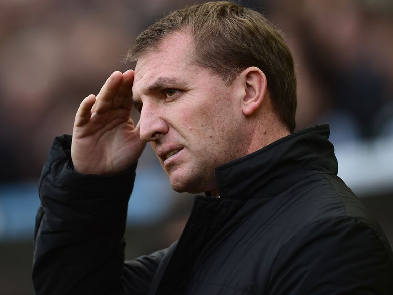 Brendan Rodgers: Demands a response following Hull defeat