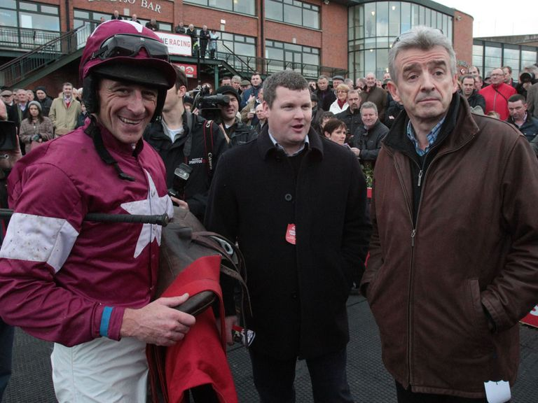 Davy Russell: Speculation over his future in Gigginstown role