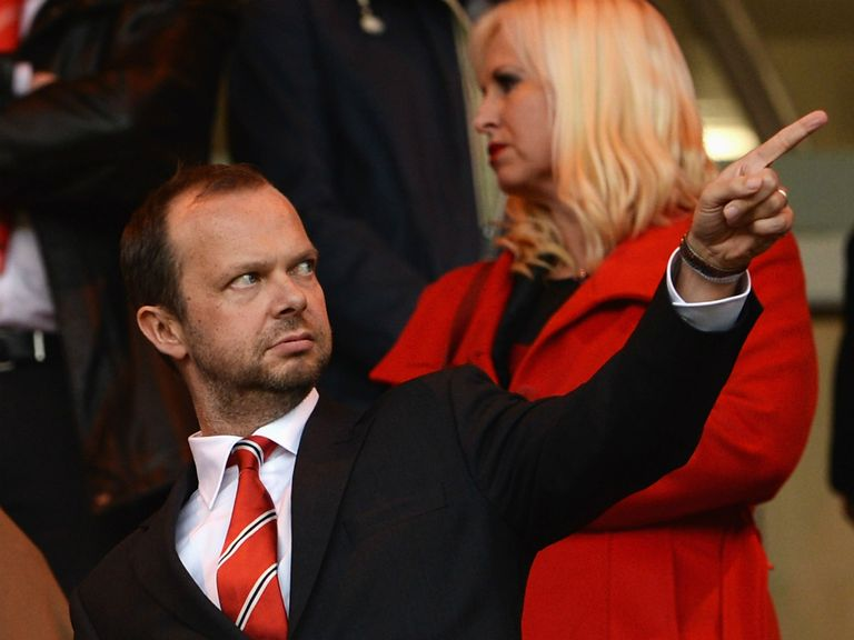 Ed Woodward: Looking to spend big