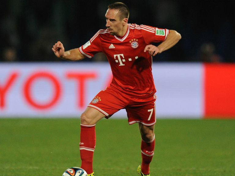 Franck Ribery: Focused on winning trophies at Bayern