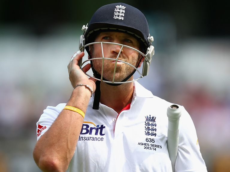 Matt Prior: Wants England to come out fighting