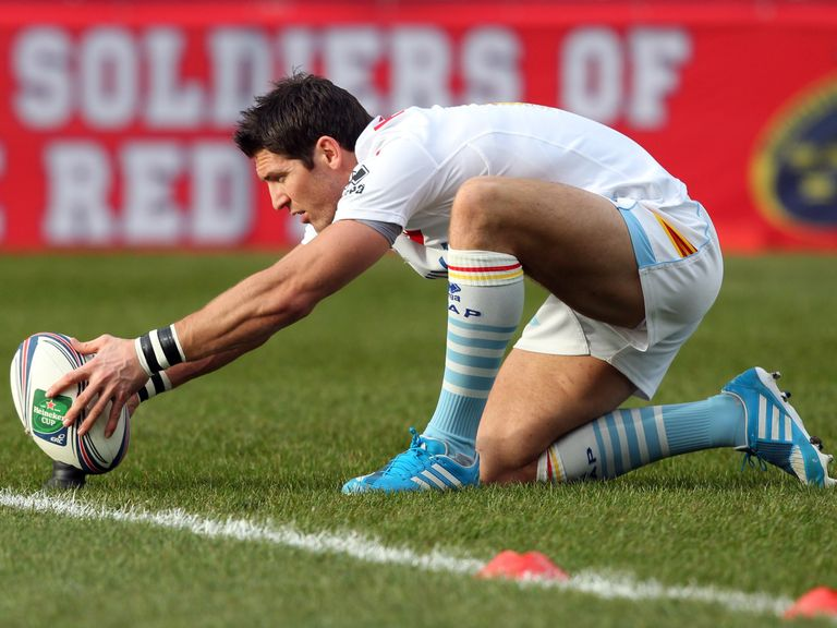James Hook: Moving to Gloucester