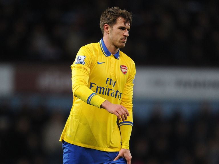 Ramsey: Not been involved since Boxing Day