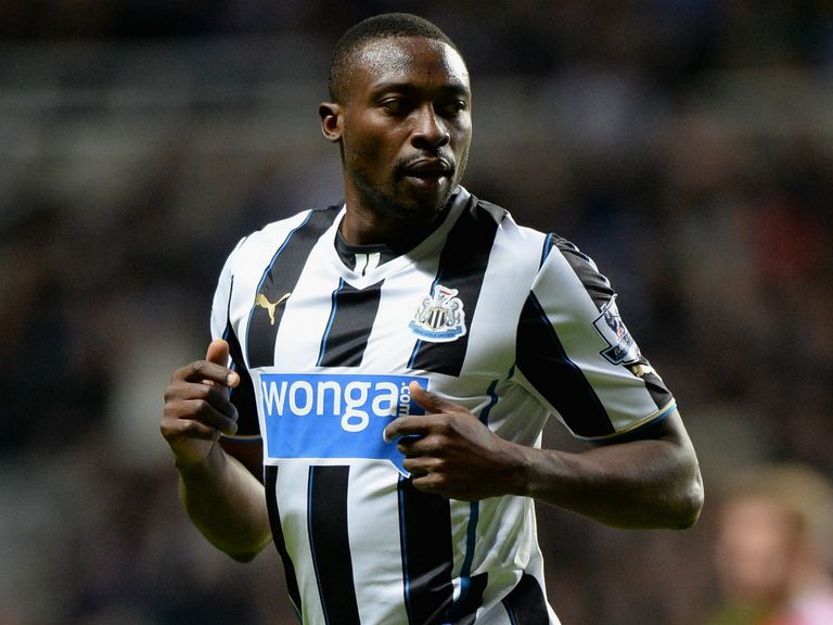 Shola Ameobi: Bags of experience with Newcastle