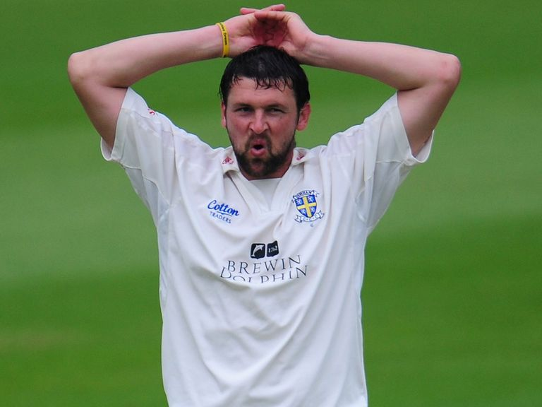 Steve Harmison: Backing Ashley Giles