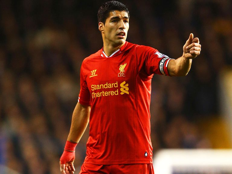 Luis Suarez: Deserves to be labelled world-class, says Rodgers