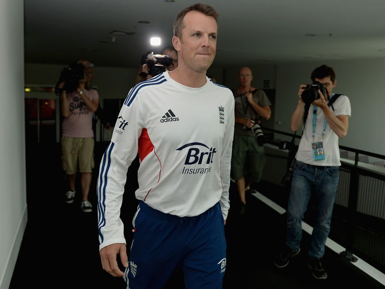 Graeme Swann: Denied comments aimed at team-mates