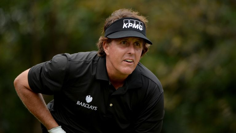 Fan favourite: Mickelson's rollercoaster game appeals to golf supporters, says Rob