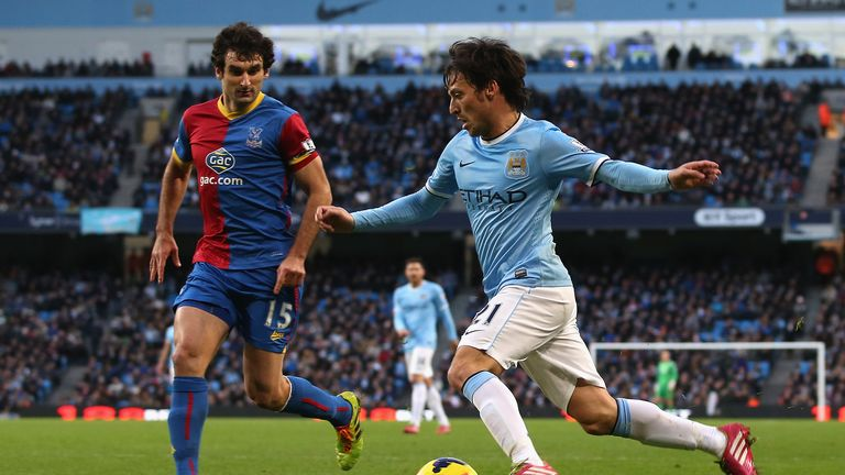 David Silva is displaying his qualities for record-chasing City, says Ed