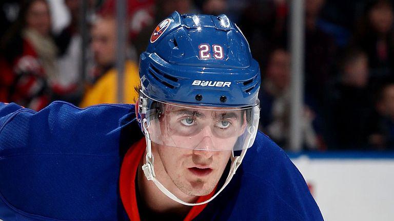 Brock Nelson: Scored one of the Islanders' goals