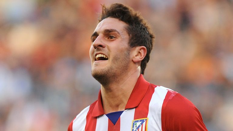 Koke: Settled in Madrid and tied to a long-term contract