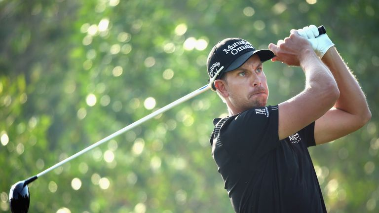 Stenson should be in Team Europe at Gleneagles - but who might join him?