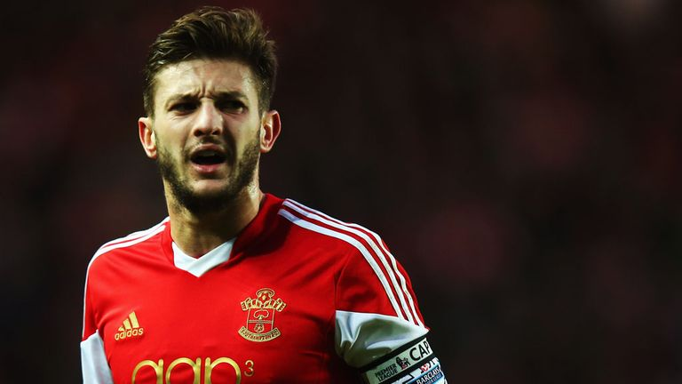 Adam Lallana: Hopes to compete with Europe's best