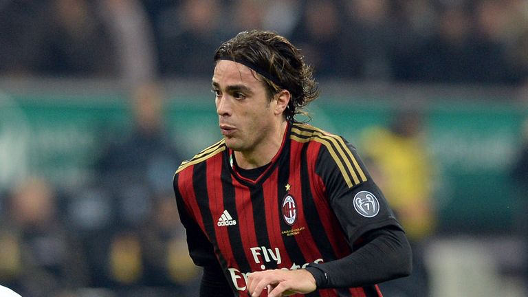 Alessandro Matri: The striker has joined Fiorentina on loan