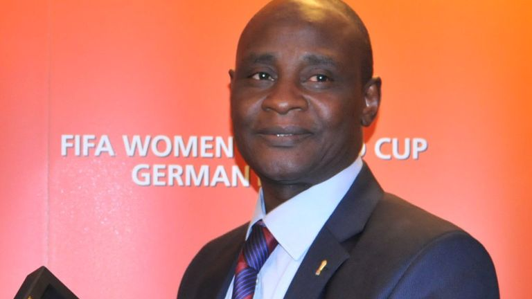 Aminu Maigari: Head of Nigeria Football Federation