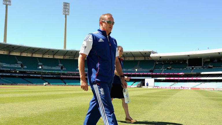 Andy Flower: 'I see this as a great opportunity for me as I start a new phase of my career'