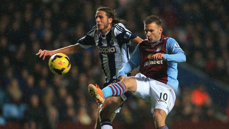 Andreas Weimann: On the mark against West Brom