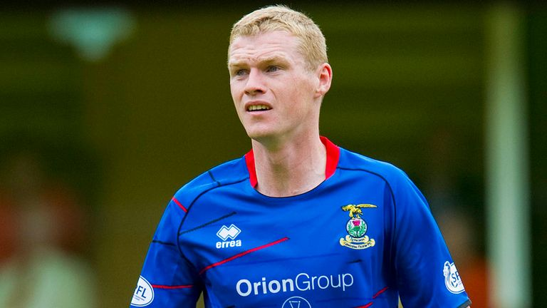 Billy McKay: No bids for Inverness Caledonian Thistle striker