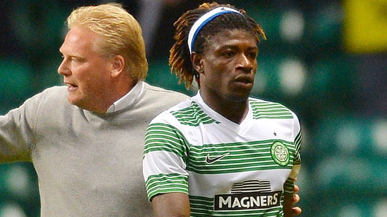 Mo Bangura: Has left Celtic after having his contract terminated