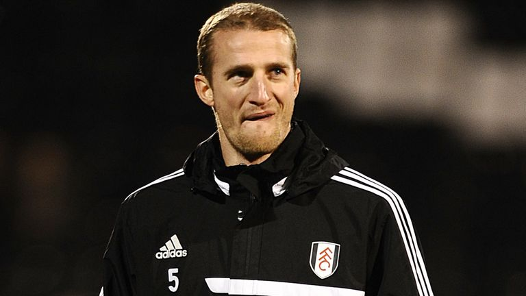 Brede Hangeland: Looking forward to Fulham's next game against Everton