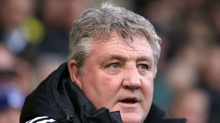 Steve Bruce: Anxious to avoid becoming the victim of a cup shock