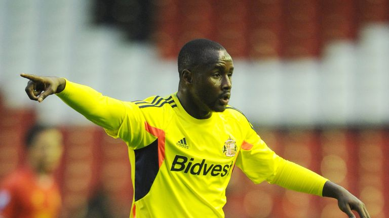 Cabral: Not been a success so far on Wearside