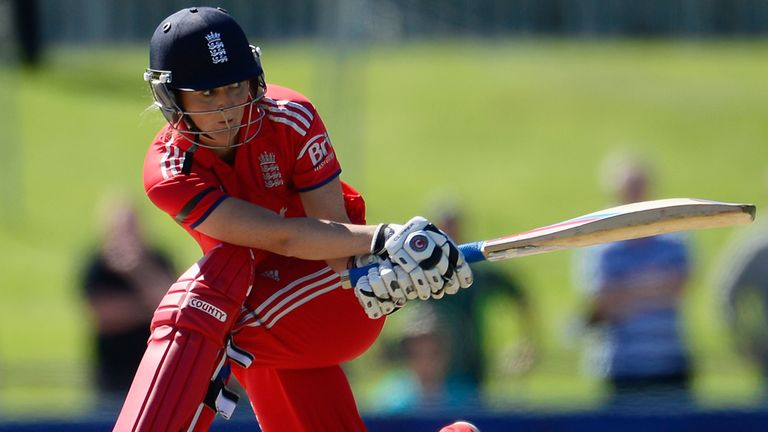 Charlotte Edwards: Will skipper the side in Bangladesh