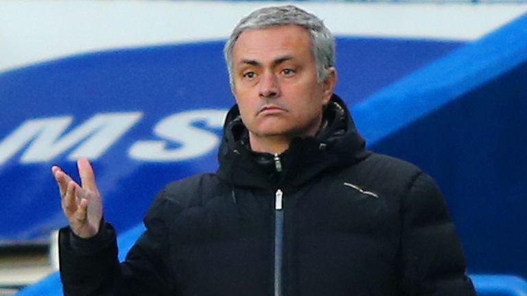 Jose Mourinho: Believes England's World Cup elimination was unlucky