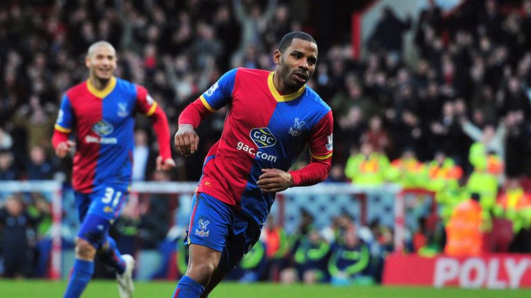 Jason Puncheon: Delighted with permanent deal at Crystal Palace