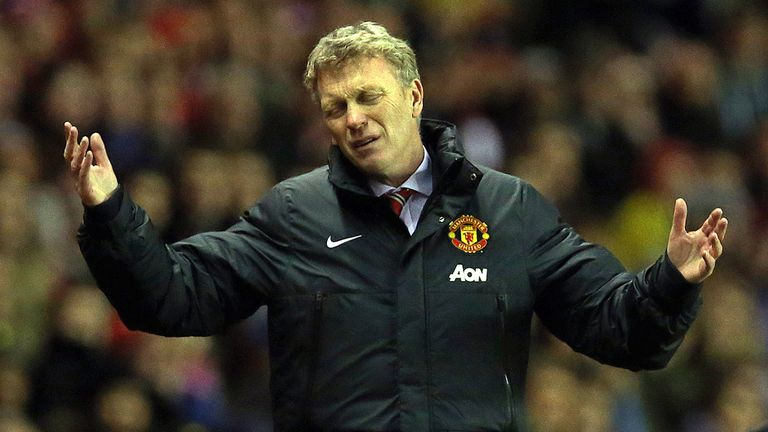 David Moyes: Has accepted an FA misconduct charge