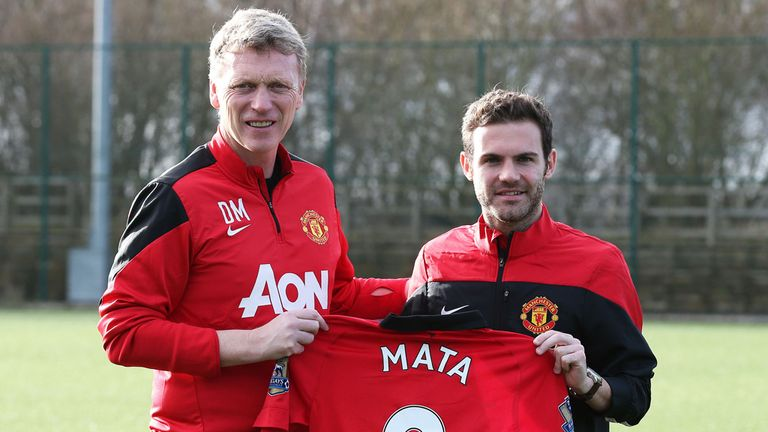 Juan Mata: Welcome boost for United