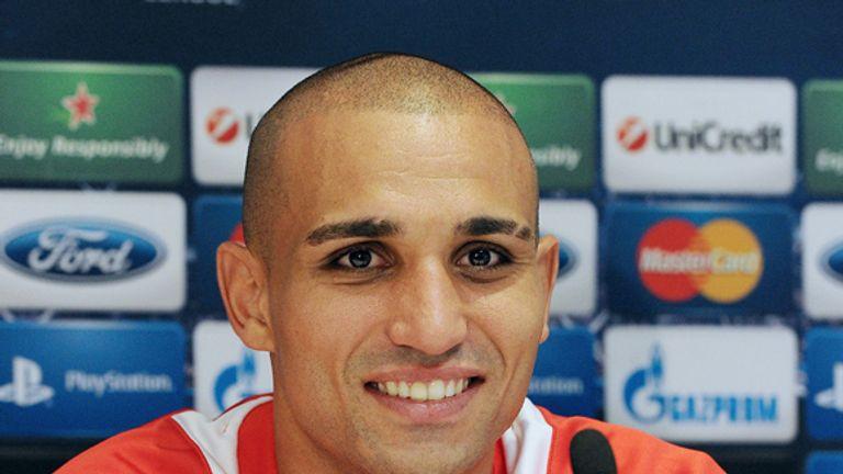 Rafik Djebbour: Algeria striker on his way to Nottingham Forest