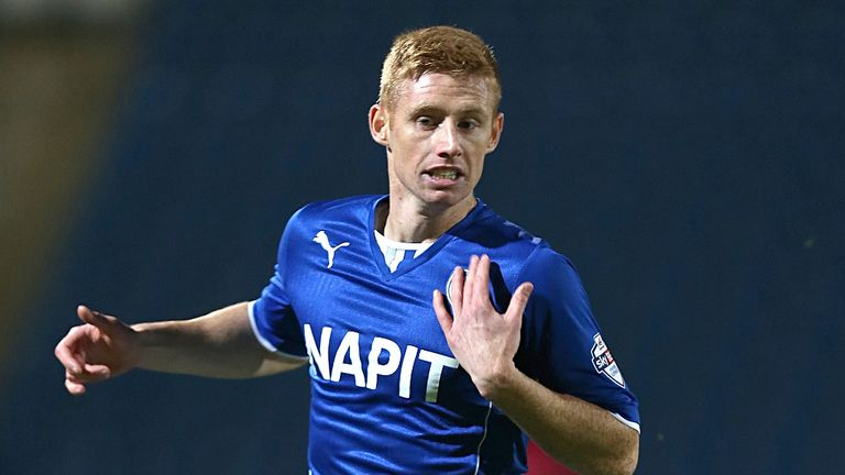 Eoin Doyle: Opened the scoring