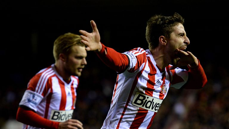 Fabio Borini: Says Cats will go on the attack at Old Trafford