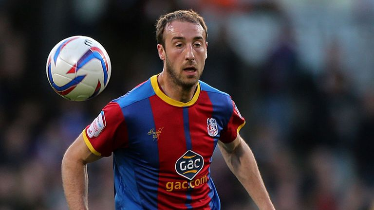 Glenn Murray: Crystal Palace striker is expected to return to action shortly