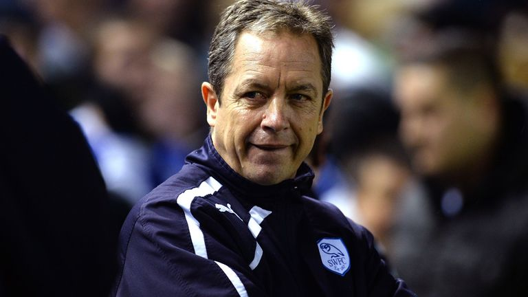 Stuart Gray: Hopeful of a couple of signings