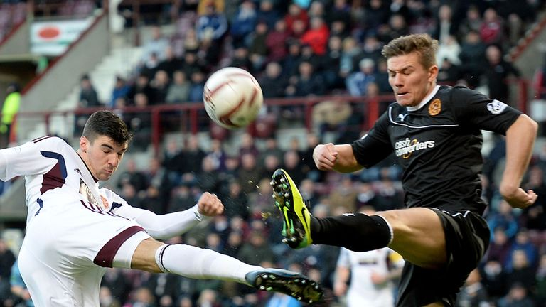 Shaun Hutchinson: Centre-back has left Motherwell to join Fulham