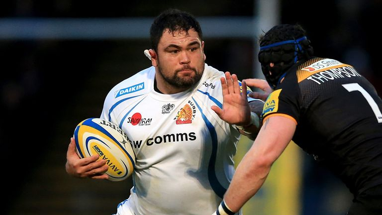 Hoani Tui: Over 100 appearances for Exeter