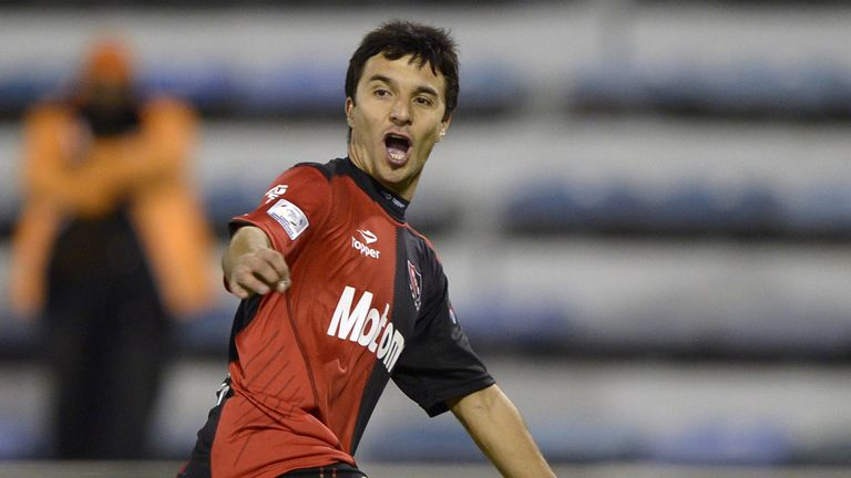 Ignacio Scocco: A priority target for Argentine club River Plate