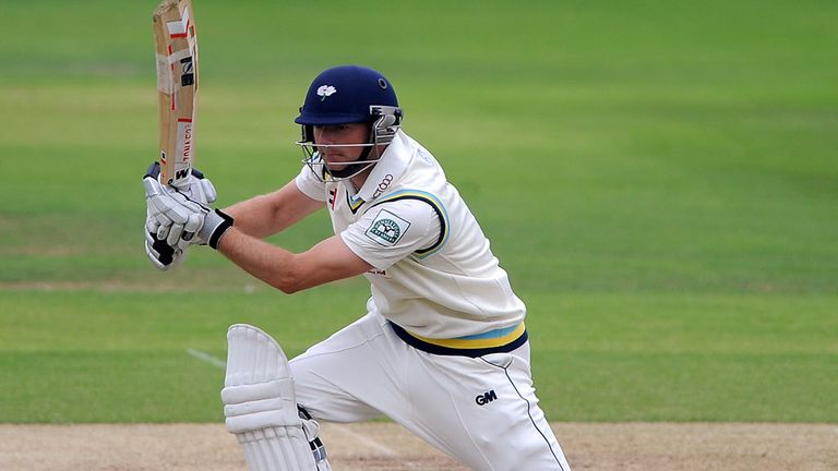 Joe Sayers: Has announced his retirement from first-class cricket