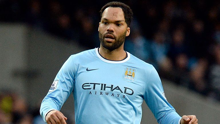 Joleon Lescott: Is out of contract at Manchester City next month