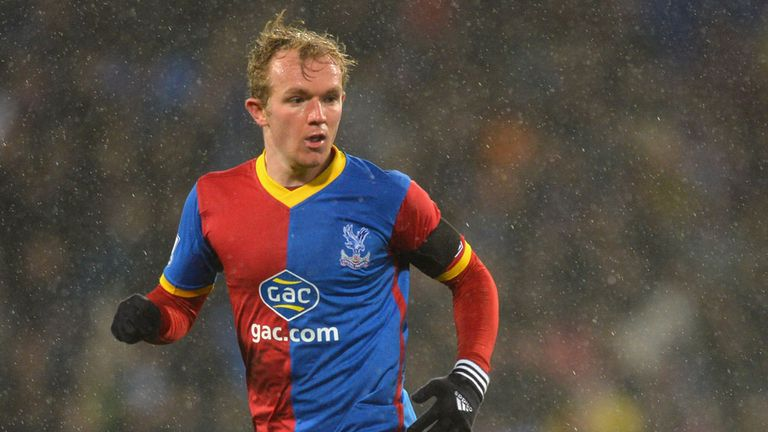 Jonny Williams: Crystal Palace midfielder needs regular game time