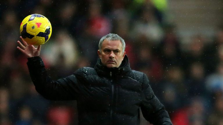 Portuguese Mourinho has enjoyed success in England, Italy and Spain