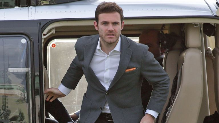 Juan Mata: To the rescue?