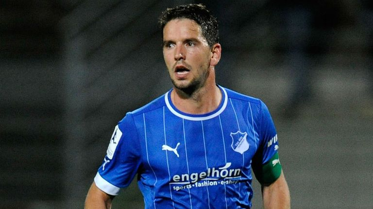 Kai Herdling: The forward will remain at Hoffenheim until 2016