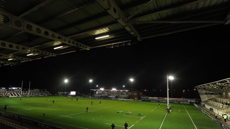 Kingston Park: Home of Newcastle Falcons