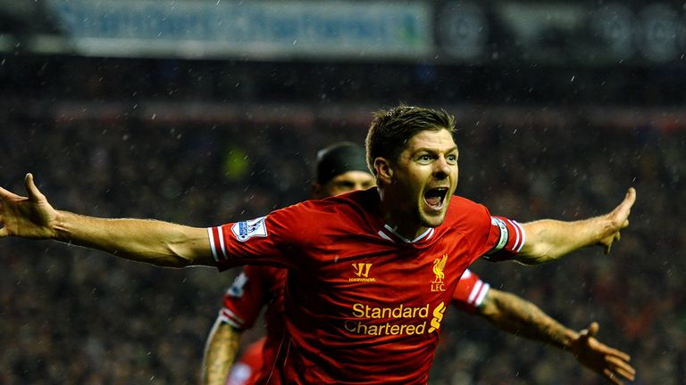 Steven Gerrard: Reluctant to admit Liverpool are out of the title race